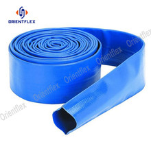 layflat flexible good quality pvc submersible pump hose