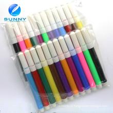 Lápis de aquarela barato, caneta de cor de água