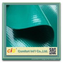 Bâche en PVC/PVC Mesh bâche/PVC bâche transparente pour tente/bateau/camion