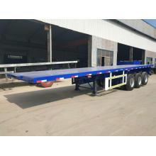 Полуприцеп-платформа для перевозки контейнеров 20-40 футов