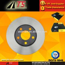 Alto rendimiento sistema de freno rotor de freno 34055 09.5745.10 para AUDI A4 A6 freno de disco