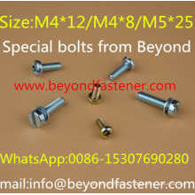 Machine Bolts Slot Screw Pozi Screw