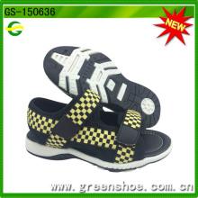 Горячие продавая сандалии лета способа спорта для малышей (GS-150636)