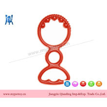 Soft Rubber Pet Tug Toy