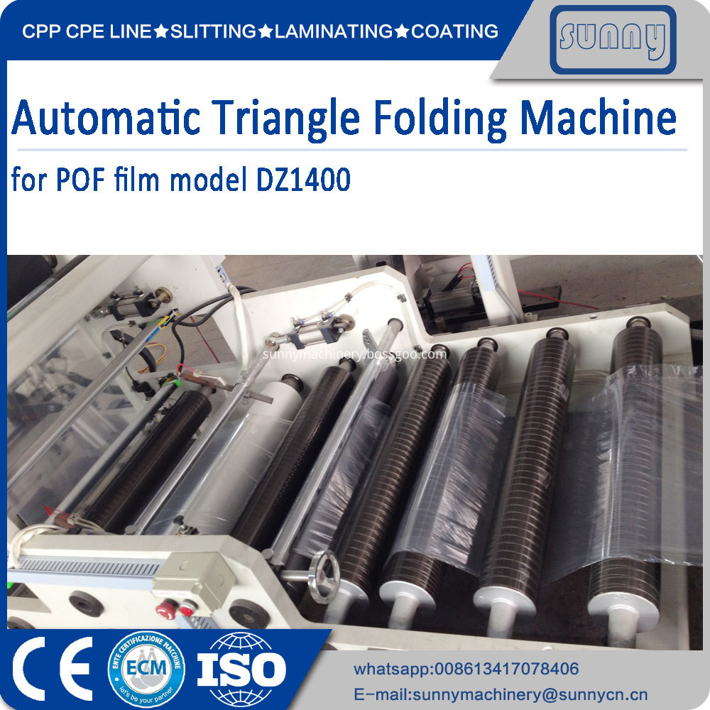 automatic-Triangle-folding-machine-for-pof-film-4