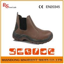 Chaussures de sécurité sans dentelle Blundstone, chaussures de travail en acier inoxydable RS026