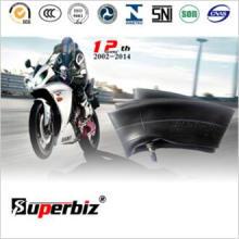 Мягкие и эластичные природных мотоцикл трубки шин (2.75-17)