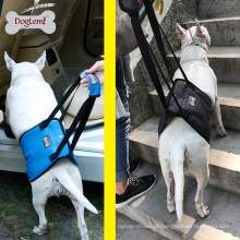 2017 novo proteja o chicote de fios do cão do apoio do chicote de fios com o punho para mais velho ou os ferimentos pés traseiros