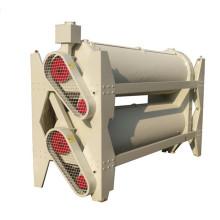 séparateur de cylindre indenté de riz paddy