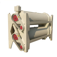 paddy rice indented cylinder separator