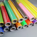 Color Self Adhesive Film Plotter Cutting Vinyl