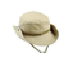 Fazer em guang dong de china algodão dobrável balde chapéu