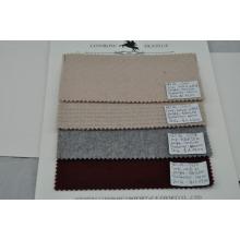 Fábrica que vende directamente tela de mezcla de lana de nylon para abrigos de invierno