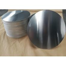 99,99% puro círculo de alumínio redondo para perfuração