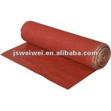 silicone enduit de tissu de fibre de verre enduit de tissu de silicone