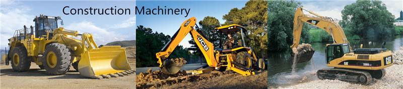 Machinery steel construction equipment design