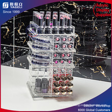 New Design Colorful Acrylic Lipstick Holder