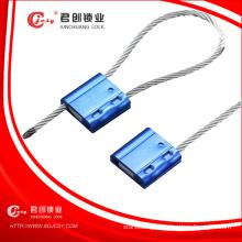 Jccs-008 selos de cabo de segurança de alta qualidade para vagões ferroviários