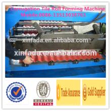 galvanized corrugated roofing sheet making machine