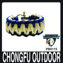 2015 paracord survival bracelet