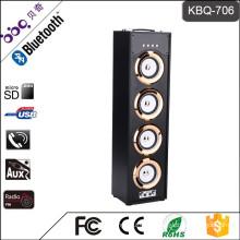 BBQ KBQ-706 40W 5000mAh Bluetooth Mini Subwoofer Speaker