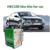 100l gas kit hydrogen car hho fuel system