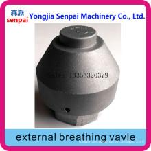 Tanke Truck Accesorio Manhole Cover Válvula de respiración externa Breathingi Válvula