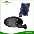 Energy Saving IP65 Waterproof 56 LED Solar Power Motion Sensor Outdoor Yard Garden Security Light Path Lamp (3 W built-in solar panel + 5 W extra solar panel)