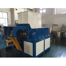 Single Shaft Shredder for Big and Thick Lumps