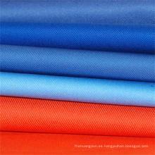 Varios trabajo de Color usar la tela cruzada del algodón del poliester