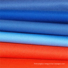 Cotton Twill Fabric with Anti Winkle and Ironing Free
