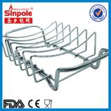2015 most popular rib rack with LFGB/FDA approved