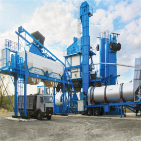 Asphalt Mixing Plant Mobile For Sale