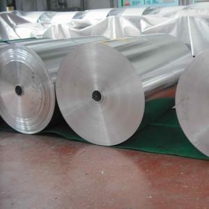 8011 aluminium household foil with jumbo roll