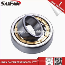 China Suministro de cojinetes industriales NU318 Rodamiento de rodillos cilíndrico NU318 Tamaños 90 * 190 * 43mm