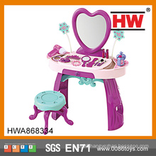High Quality Plastic Pretend Play girl Toy