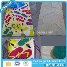 promotion beach towel in bag foldable beach towel bag, printed beach towel bag with drawstring strap promotion beach towel in bag foldable beach towel bag, printed beach towel bag with drawstring strap