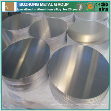 Placa 2014A Top-Rated da placa do disco do círculo da liga de alumínio