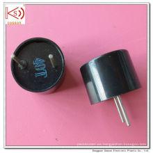 Pleastic tipo abierto 16mm transductor de ultrasonidos de 40kHz