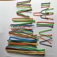 Silicone, 100% Silicone Matériau Silicone Gear Tie