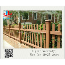 WPC privacy style Fence