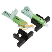Green Sc Apc Connector