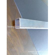 GB/BS/ASTM rectangular pipe