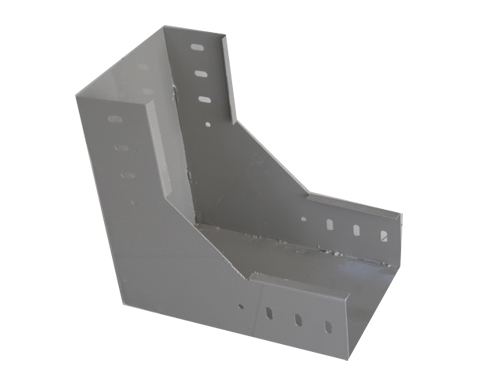 internal riser for cable tray