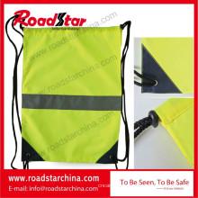 Werbe reflektierende Sling Bag für Sicherheit