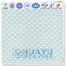YT-7988, tecido de malha, tecido de malha de poliéster para sapatos