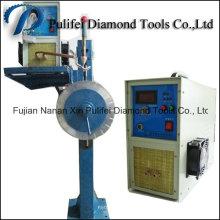 400 mm 600 mm 800 mm hoja de sierra circular Diamond Welding Machine