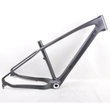 17.5 26er Carbon Fat Bike Rahmen Gabel Schnee QR Ausfall BSA UD Matt Max Reifen 4.8