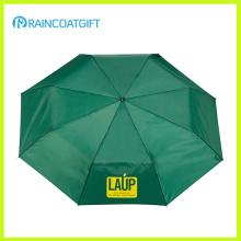 Paraguas plegable de apertura automática para la promoción