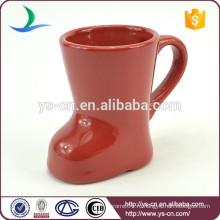YScc0030-04 Рождественская красная кружка